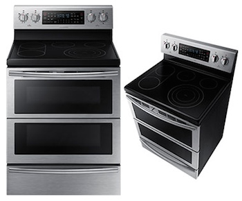 Samsung Flex Duo Oven Range