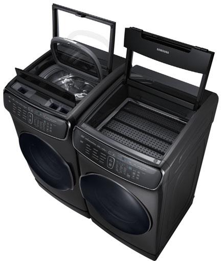 Samsung FlexWash + FlexDry washer and dryer