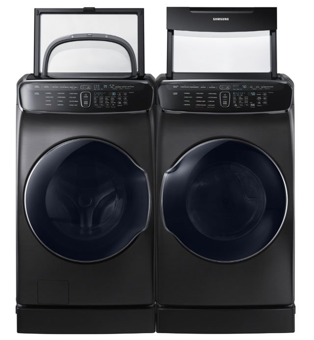 Samsung FlexWash + FlexDry washer and dryer
