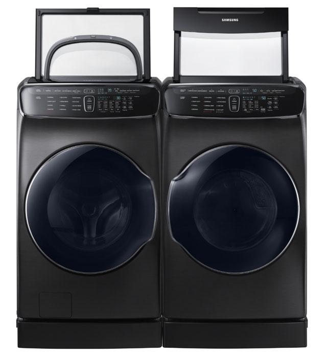 Samsung's FlexWash+FlexDry Laundry System
