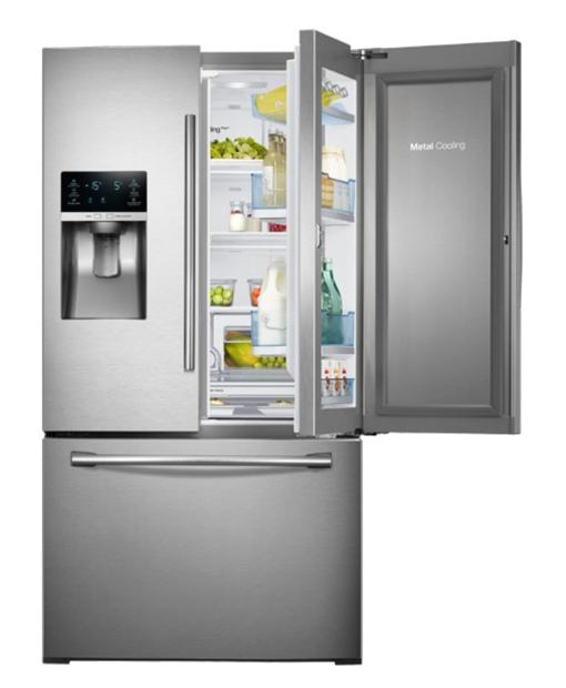 Samsung French Door Food ShowCase Refrigerator