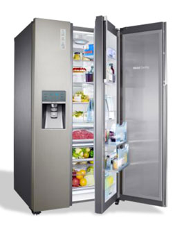 Samsung Food ShowCase Refrigerator