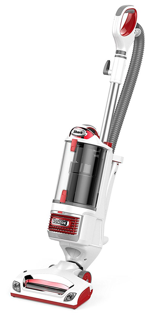 Vacuum cleaner with HEPA filter: Shark Rotator Professional Lift-Away (NV501)