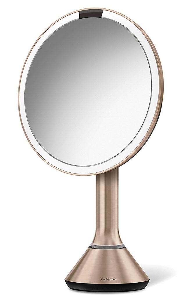 For the Beauty Lover: Simplehuman Sensor Mirror
