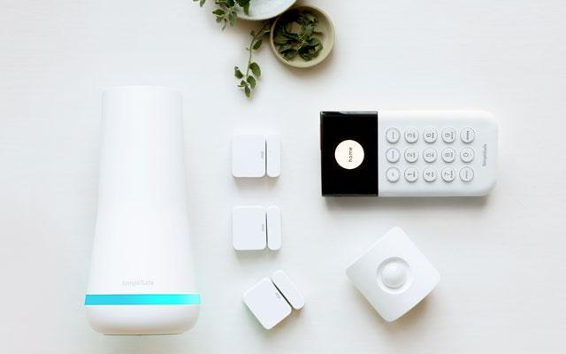 SimpliSafe DIY Home Security Kit