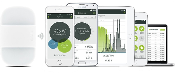 Energy Use Monitor : Easily monitor the energy use of all devices in your