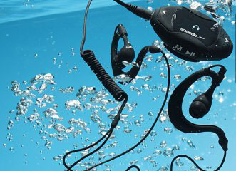 Speedo Aquabeat 2.0 MP3 player