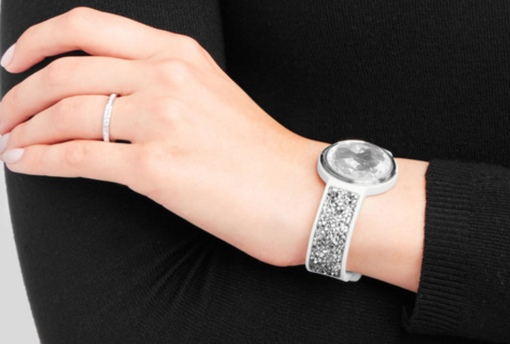 Swarovski Shine activity tracker by Misfit
