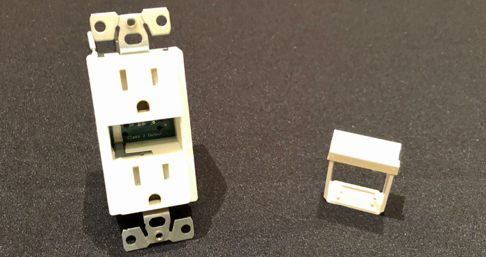 A Completely Customizable Smart Outlet