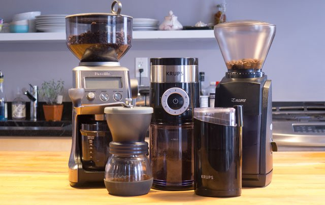 Techlicious Test: The Best Coffee Grinders