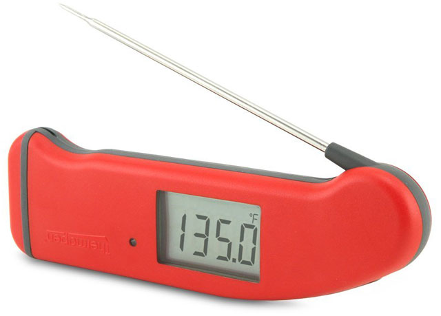 Digital Thermometer: Thermapen Mk4 Professional Cooking Thermometer
