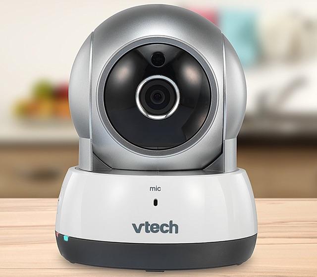 Smart Home Monitoring: VTech VC931 HD Pan & Tilt Camera