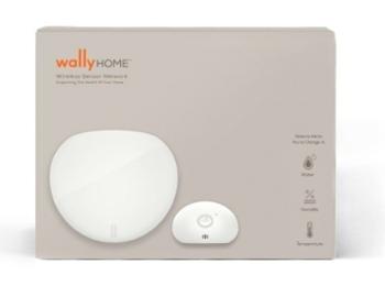 Wally hub and water sensor package