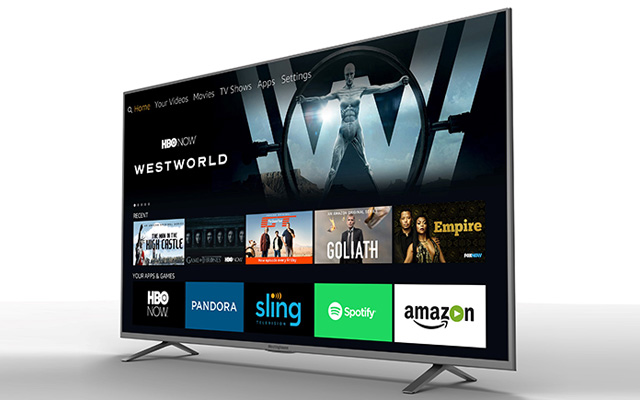 Westinghouse Amazon TV