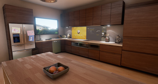 Whirlpool Kitchen of the Future Concept