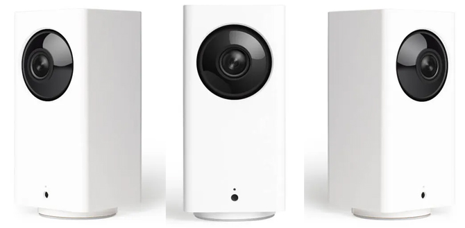 The best DIY home security system on a budget: Wyze Cam Pan