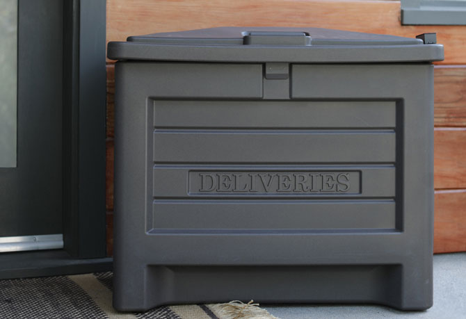Yale Smart Delivery Box Brighton