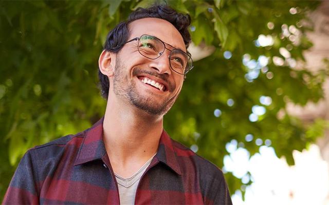 Zenni glasses with Blue Blokz