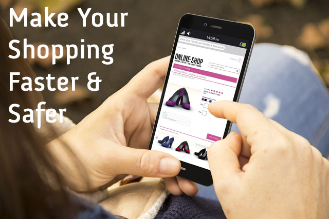 The Safest, Most Convenient Way to Shop on Your Phone