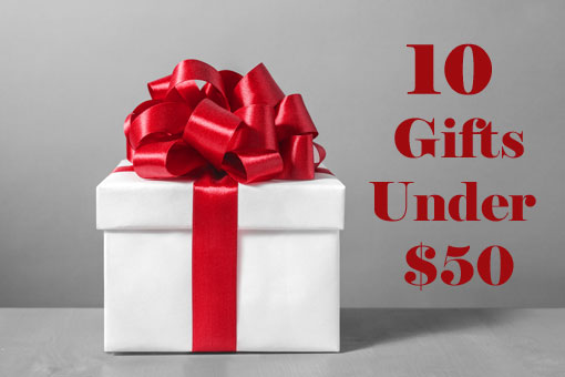 10 Great Tech Gifts Under 50