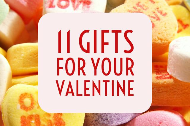 11 Valentine's Day Gift Ideas