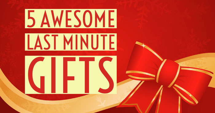 5 Awesome Last Minute Gift Ideas for Christmas 2017 - Techlicious