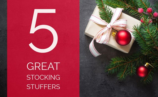 5 Tech Accessories That Make Perfect Stocking Stuffers