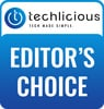 Techlicious Editor's Pick