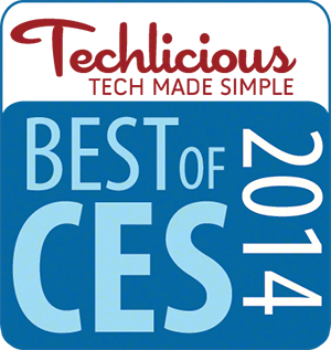 Techlicious Best of CES Awards 2014