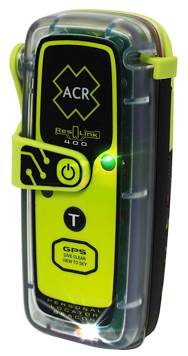 ACR ResQLink+ Personal Locator Beacon