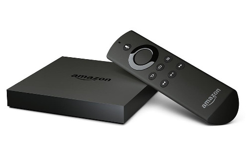 Amazon Fire TV 4K UHD