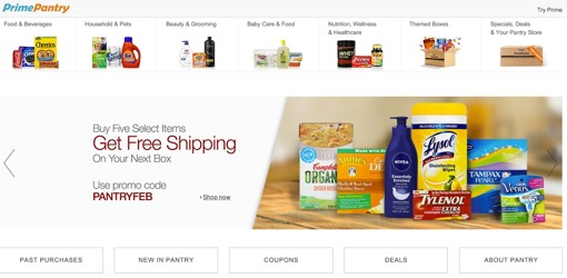 Where to Get the Best Deals Shopping Online for Groceries