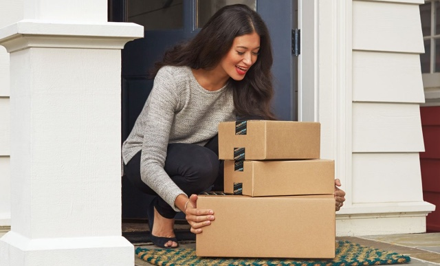 For shoppers (or anyone else): Amazon Prime