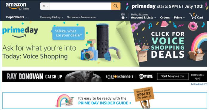 Amazon Prime exclusive - First deal revealed ahead of big Prime Day sale