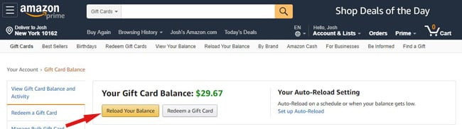 How To Use A Mastercard Visa Or Amex Gift Card On Amazon Techlicious