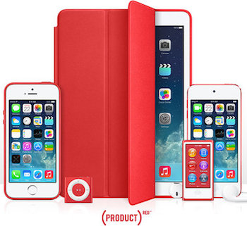 (PRODUCT)RED by Apple