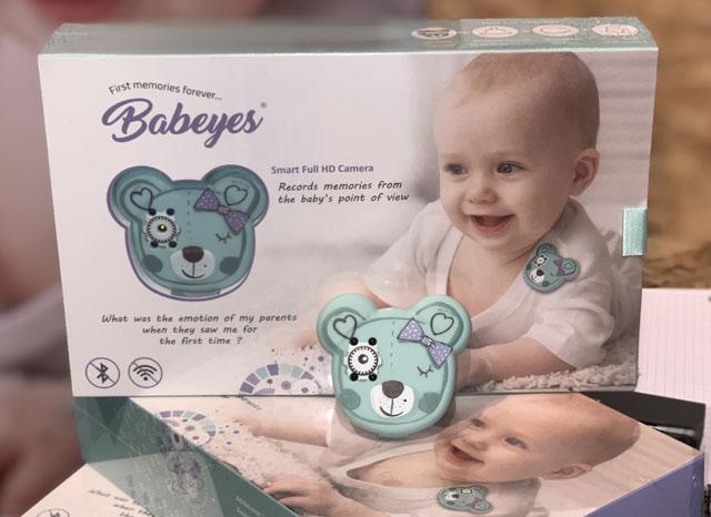 Babeyes Baby Camera