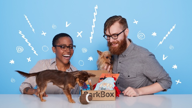 For your favorite pet owner: BarkBox or PurrPacks