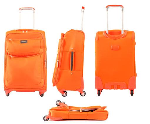 Biaggi Contempo Foldable Spinner Cabin Bag