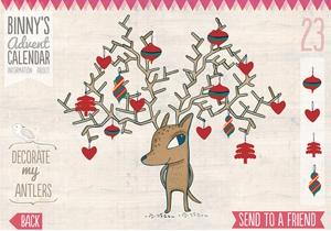 Binny's Advent Calendar 2013