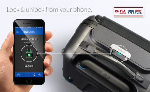Bluesmart Carry-on Luggage Weigher
