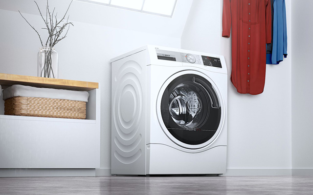 Smart eco-friendly washer-dryer combo