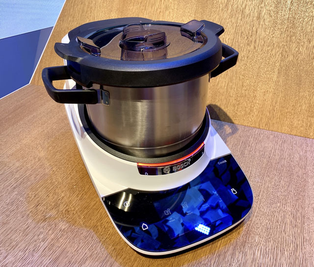 Bosch Cookit Food Processor/Cooker