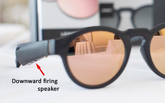 Bose Frames speaker