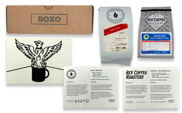 For the friend who always needs a caffeine fix: Boxo