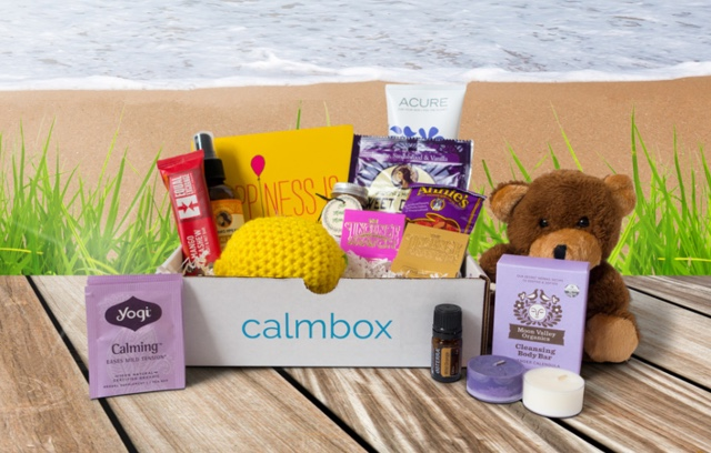 For anyone needing a break from the daily grind: Calmbox