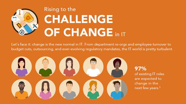 Capella University IT challenge of change