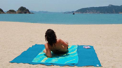 CGear Sand-Free Beach Mat and Rug