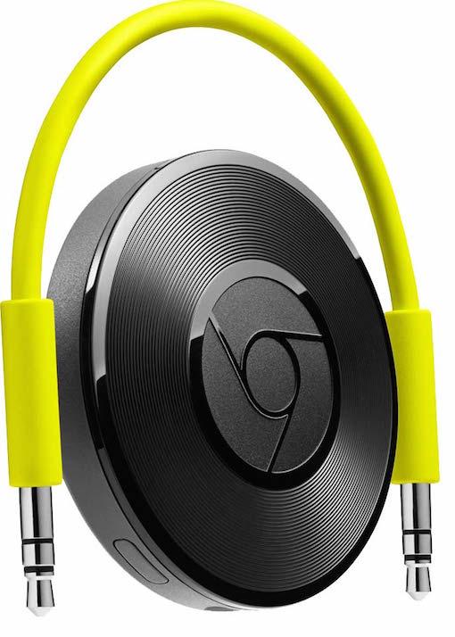 Google Chromecast Audio Speaker System