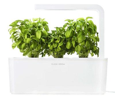 Click and Grow Indoor Smart Herb Garden